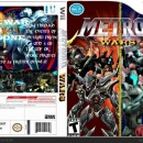 Metroid Wars Box Art Cover