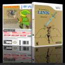 Zelda II: The Adventure of Link Box Art Cover