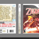 The Legend of Zelda: Tales of Woe Box Art Cover