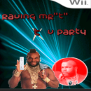 Raving Mr T TV Party Box Art Cover