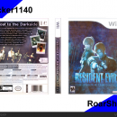Resident Evil: The Darkside Chronicles Box Art Cover