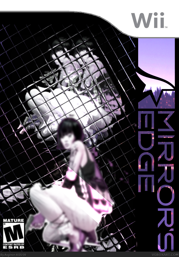 Mirror's Edge box cover