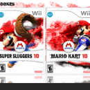 Mario Sports Collection Box Art Cover
