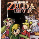 The Legend of Zelda: The New Kingdom Box Art Cover