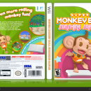 Super Monkey Ball: Sunshine Safari Box Art Cover