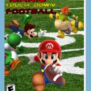 Mario`s Touchdown Football Box Art Cover