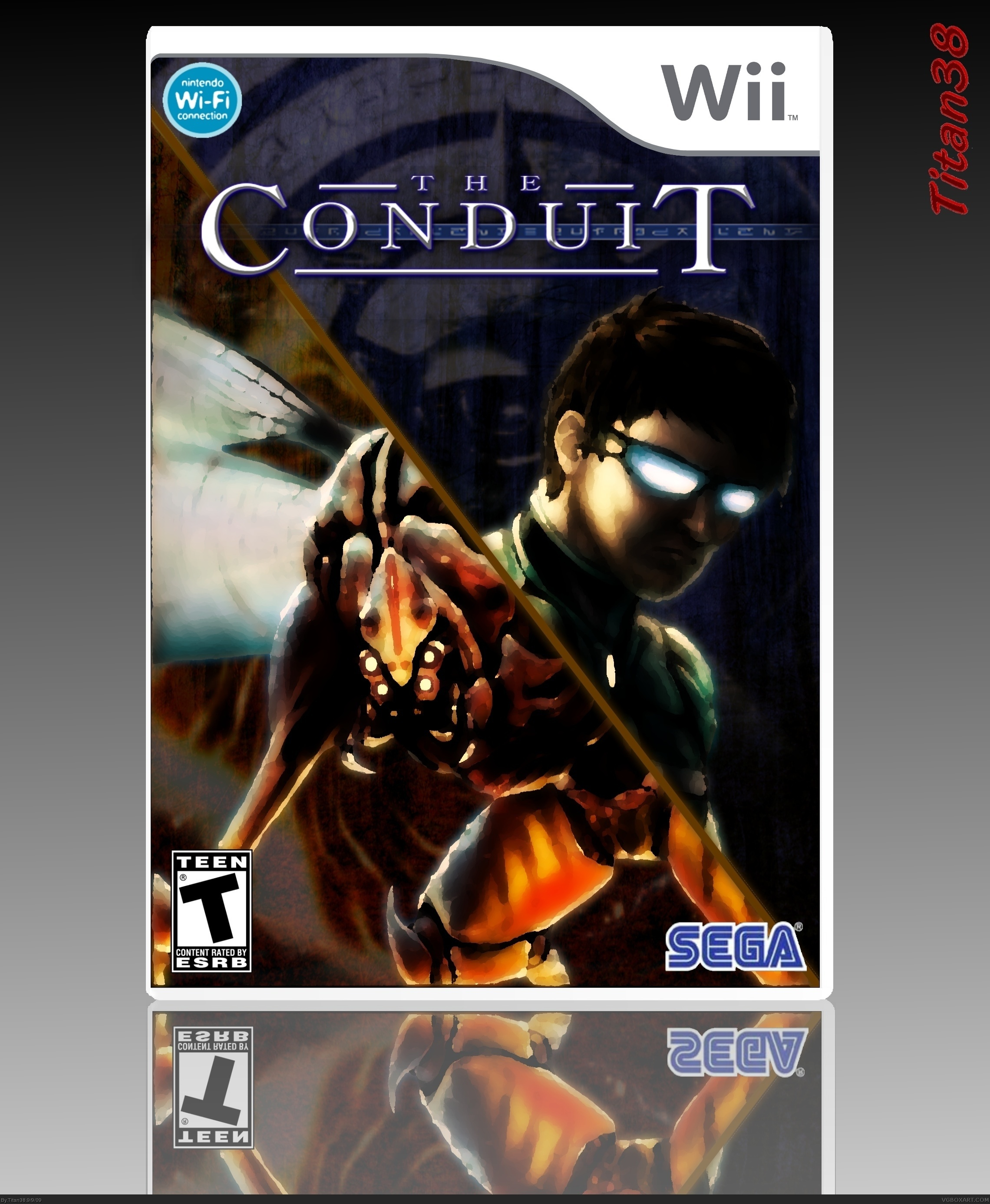 The Conduit box cover