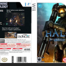 Halo: Wii Edition Box Art Cover