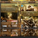 Call Of Duty : World At War Box Art Cover