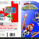 Mario and Sonic at the Olympic Winter Games Box Art Cover