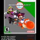 Mario Kart WiiWare Box Art Cover