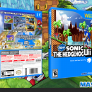 New Sonic the Hedgehog Wii Box Art Cover