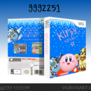 Kirby Kareoke Box Art Cover