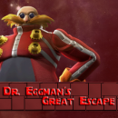 Dr. Eggman's Great Escape Box Art Cover