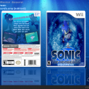 Sonic the hedgehog: UNDERWATER Box Art Cover