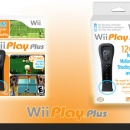 Wii Play Plus Box Art Cover