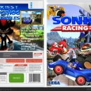 Sonic Racing Box Art Cover