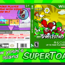 New Yoshi's Island Box Art Cover