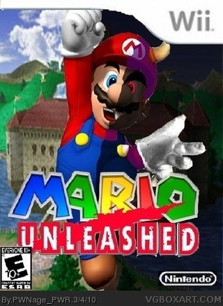 Mario Unleashed box cover
