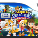 Sonic & SEGA All Stars Racing Box Art Cover