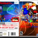 Metal Sonic & E-123 Omega: Betrayed Creations Box Art Cover