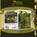 The Legend of Zelda Twilight Princess Box Art Cover