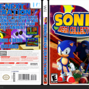 Sonic Mega Collection Box Art Cover