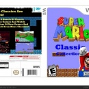 Super Mario Classic Collection Box Art Cover