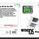 Nintendo DS Player Box Art Cover