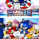 Sonic Adventure Pack Box Art Cover