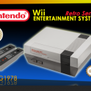 Wii Entertainment System Box Art Cover