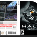 Halo Combat Evolved: Anniversary Box Art Cover