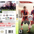 Fifa 15: Legacy Edition Box Art Cover