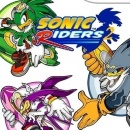 Sonic Riders 2 Box Art Cover