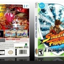 Street Fighter Trilogy Box Art Cover