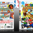 Mario Hoops 5 on 5 Box Art Cover