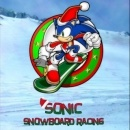 Sonic Snowboarding Box Art Cover