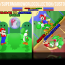 Super Mario World Collection Box Art Cover