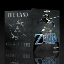 The Legend of Zelda: Hyrule Box Art Cover