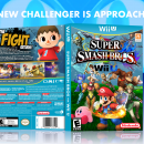 Super Smash Bros for Wii U Box Art Cover