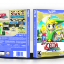 The Legend of Zelda: The Wind Waker HD Bundle Box Art Cover