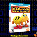 Pac-Man Generations Box Art Cover