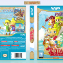 Legend of Zelda : The Wind Waker Box Art Cover