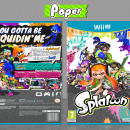 Splatoon Box Art Cover