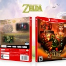 The Legend of Zelda A Link Between Timelines Box Art Cover