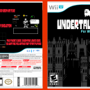 Undertale for the WiiU Box Art Cover