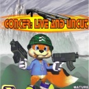 Conker: Live and Reloaded Box Art Cover