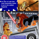 LION WARS Box Art Cover