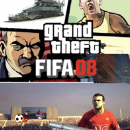 Grand Theft Fifa Box Art Cover