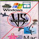 Windows VS Mac Box Art Cover